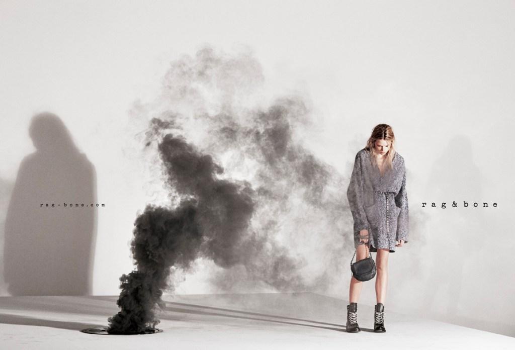 rag  &  bone FW15 Campaign feat. Gabriella Wilde photo