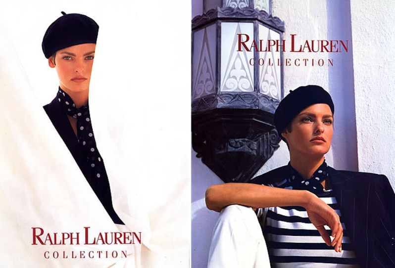 Ralph Lauren Collection SS 1990