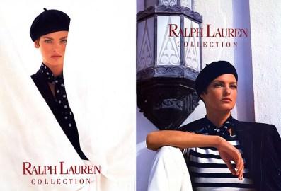 Ralph Lauren Collection SS 1990