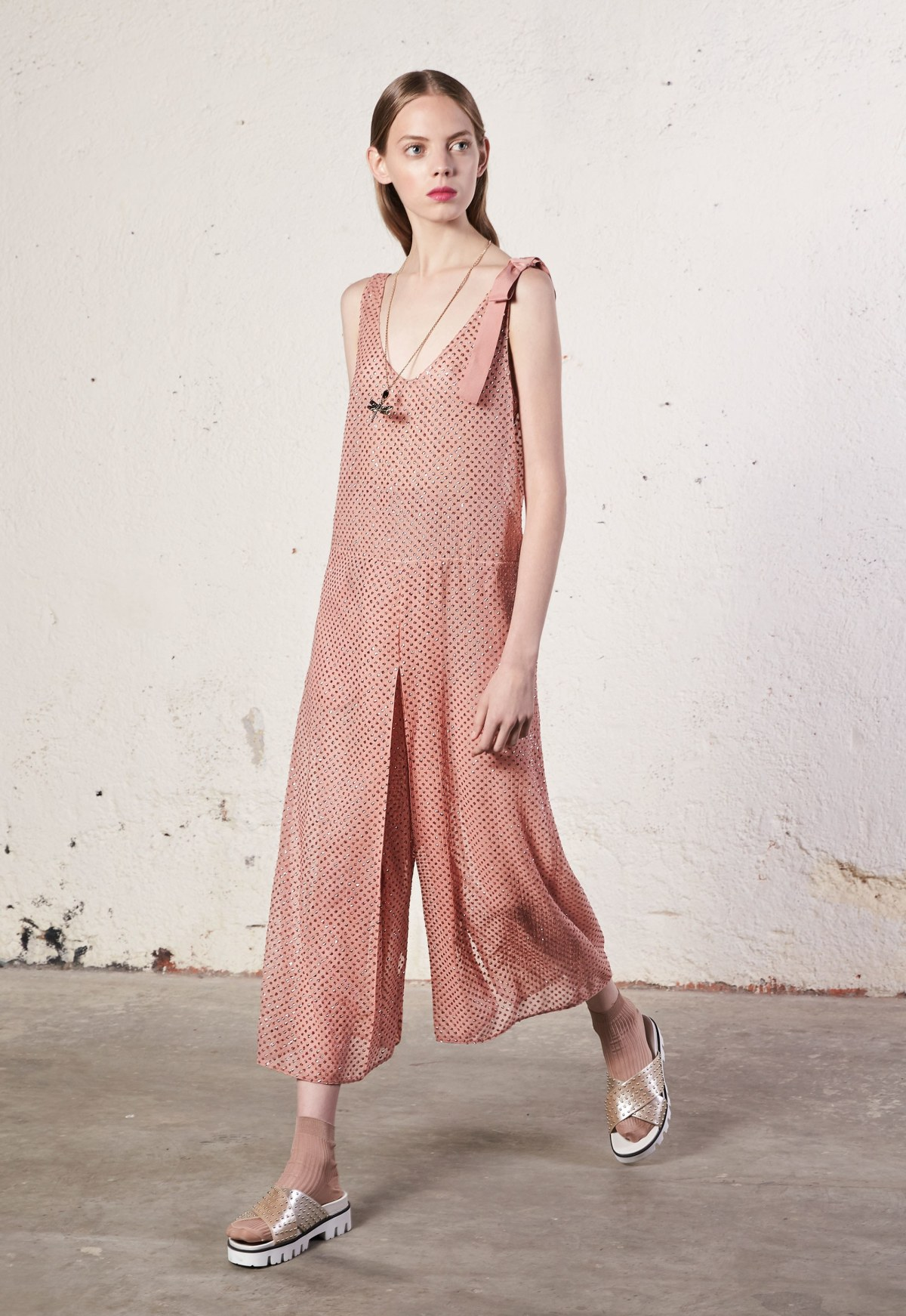 Red Valentino Resort 2018 Lookbook - The Impression ...