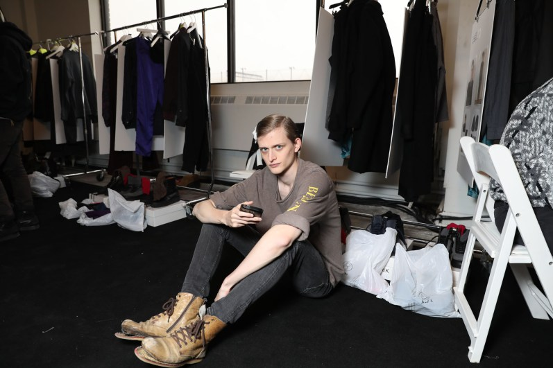 Robert-Geller-Fall-2017-mens-fashion-show-backstage-the-impression-063