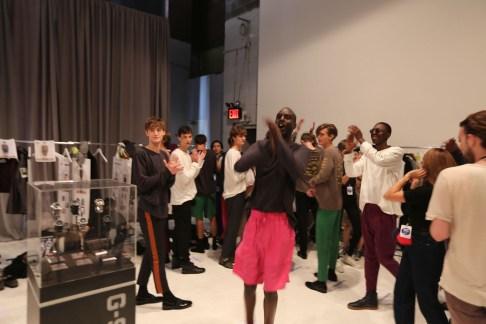 Robert-Geller-fashion-show-backstage-spring-2017-the-impression-047