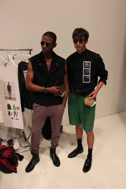 Robert-Geller-fashion-show-backstage-spring-2017-the-impression-086