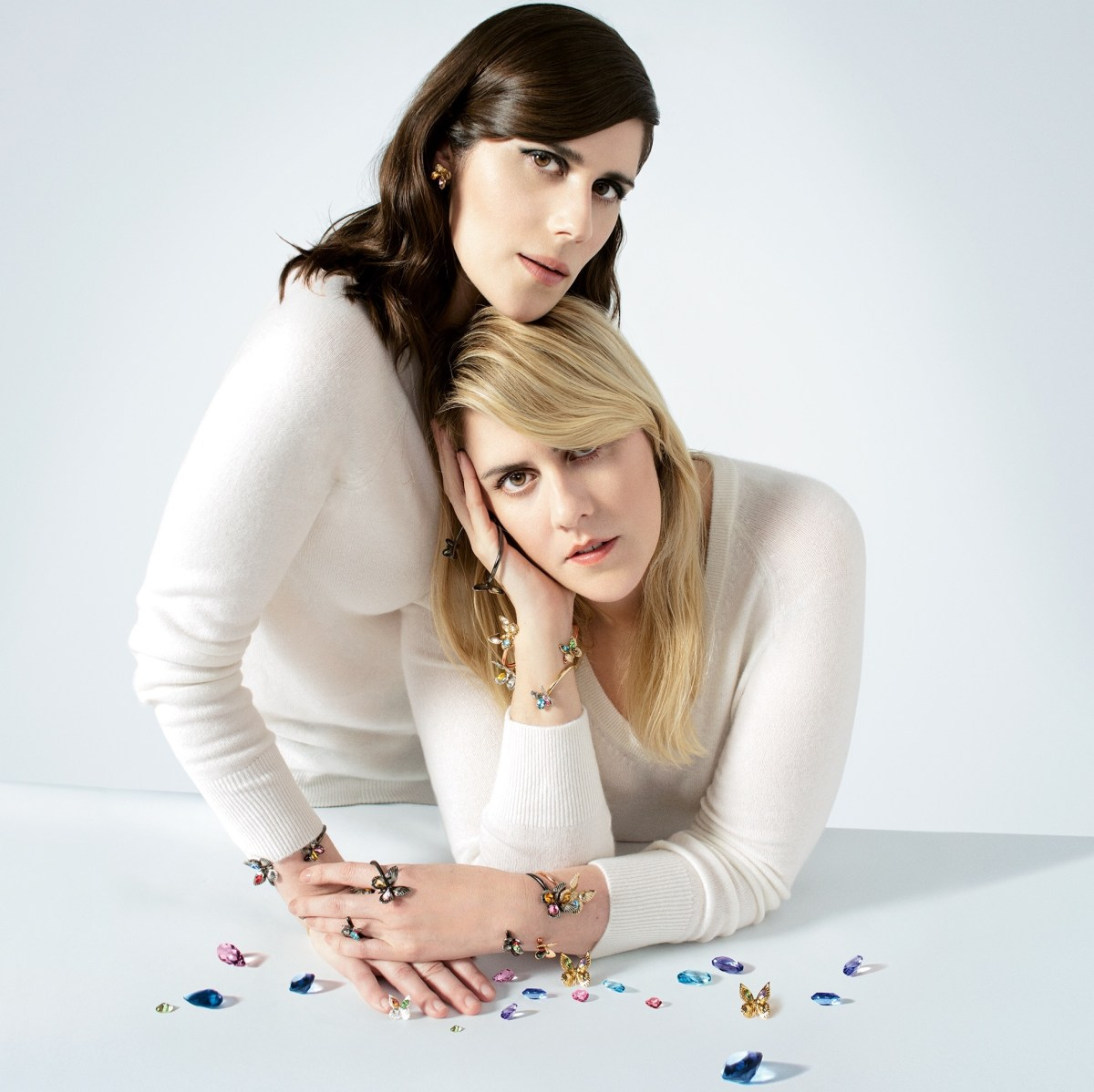 Kate & Laura Mulleavy of Rodarte
