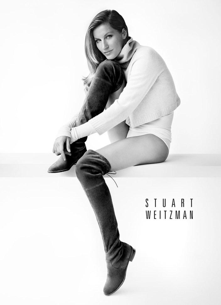 Gisele Bundchen, FW14 Lowland