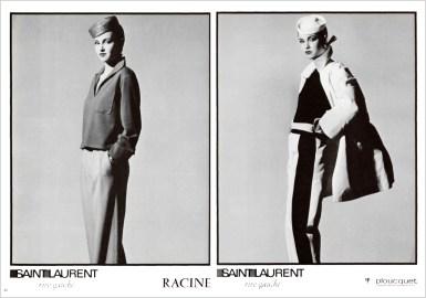 Saint Laurent Rive Gauche SS 1979
