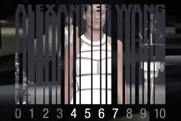 alexander wang 10 year video