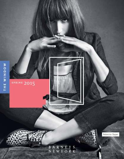The Window   Spring 2015 Cover