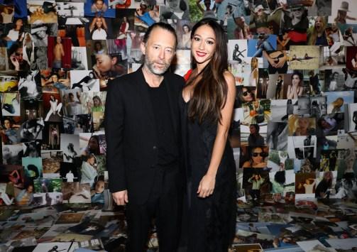 Thom Yorke, Dajana Gudic