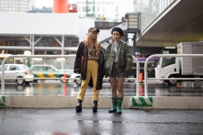 Tokyo str RF17 1153