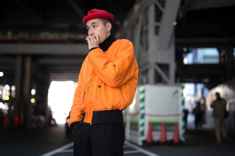 Tokyo str RF17 1345