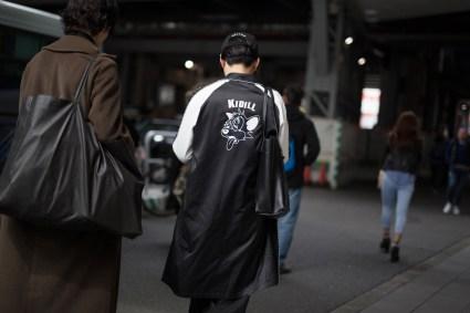 Tokyo str RF17 2566