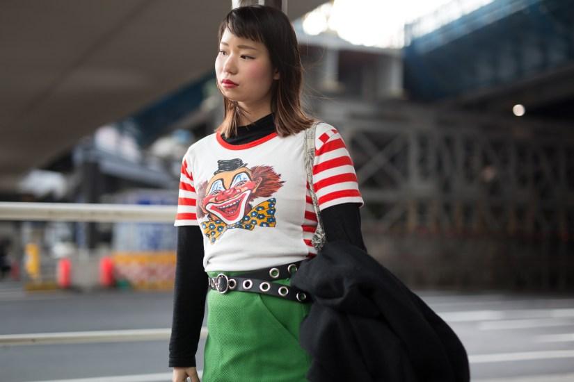 Tokyo str RF17 3317