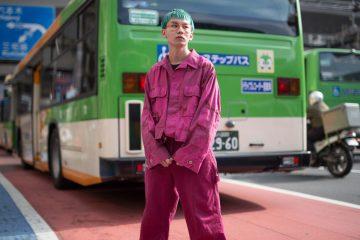 Tokyo Fashion Week Street Style Day 5 Fall 2017