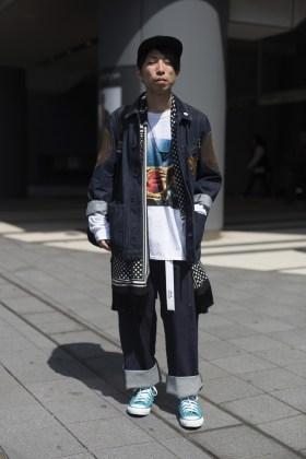 Tokyo str RF17 4959