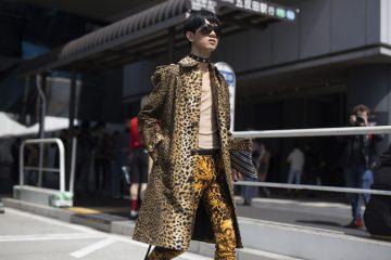 Tokyo Fashion Week Street Style Day 6 Fall 2017