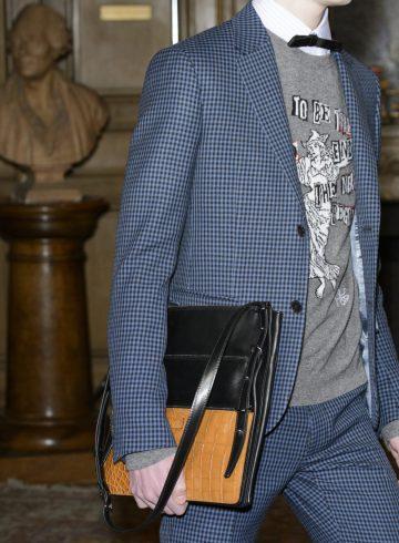 Valentino Fall 2017 Menswear Fashion Show Details