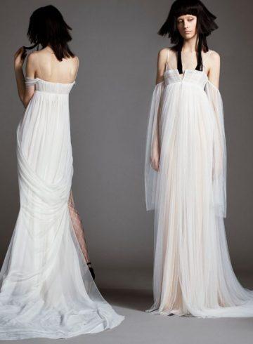 Vera Wang Spring 2018 Bridal Fashion Show