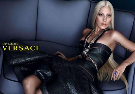 Versace SS 2014 Lady Gaga