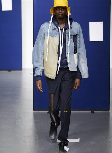 A-Cold-Wall* Spring 2018 Men's Fashion Show