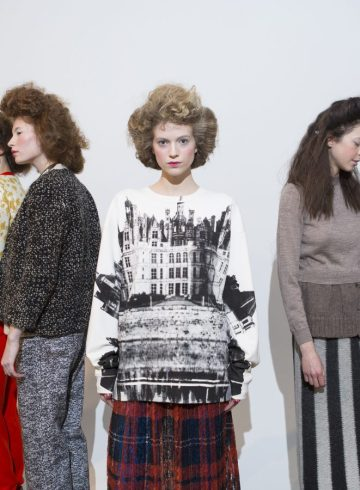 A Detacher Fall 2017 Fashion Show Backstage