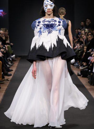 Accademia Costume E Moda Spring 2017 Couture Fashion Show