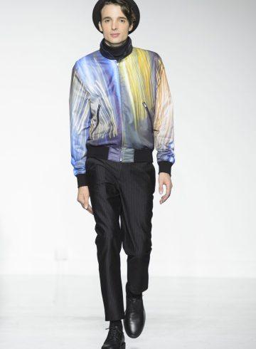 Agnes B. Fall 2017 Menswear Fashion Show