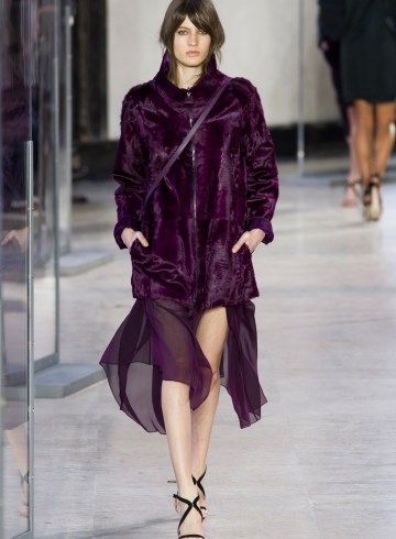 Akris Fall 2017 Fashion Show