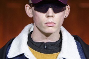 Andrea Crews Fall 2017 Menswear Fashion Show Details