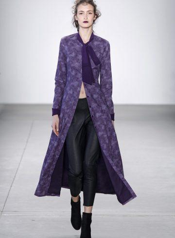 Ane Amour Fall 2017 Fashion Show