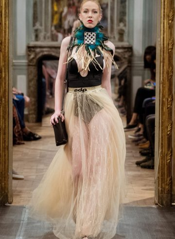 Maison Anggy Haif Fall 2017 Couture Fashion Show