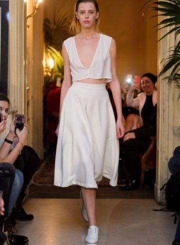 Maison Anoufa Spring 2017 Couture Fashion Show