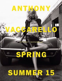 Spring 2015 Ad Campaign