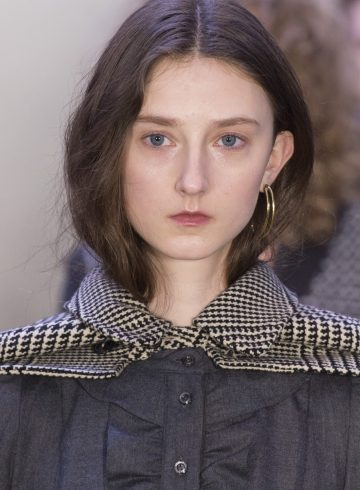 A.P.C. Fall 2017 Fashion Show Beauty