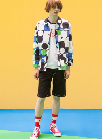 Arthur Arbesser x Yoox Spring 2018 Fashion Show