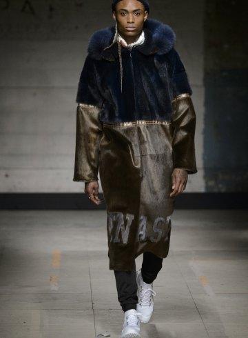 Astrid Andersen Fall 2017 Menswear Fashion Show