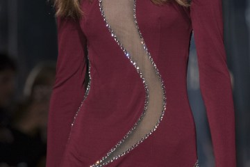 Azzaro Fall 2017 Couture Fashion Show Details