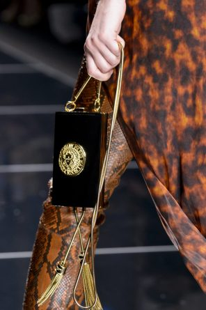 Balmain Fall 2017 Fashion Show Details