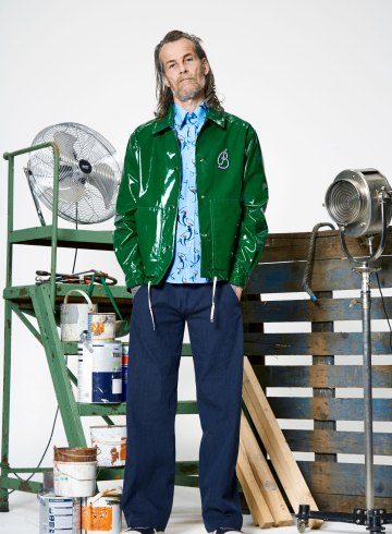 Band of Outsiders Spring 2018 Men's Fashion Show Lookbook