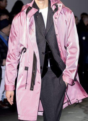 Berluti Fall 2017 Menswear Fashion Show Details