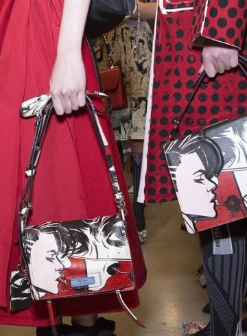 Best Handbags of Milan Fashion Week Spring 2018