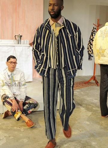 Bode Fall 2017 Menswear Fashion Show