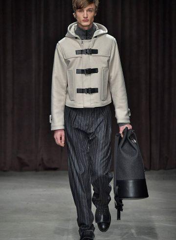 Boss Fall 2017 Menswear Fashion Show