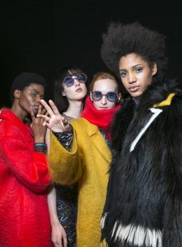 Byblos Fall 2017 Fashion Show Backstage