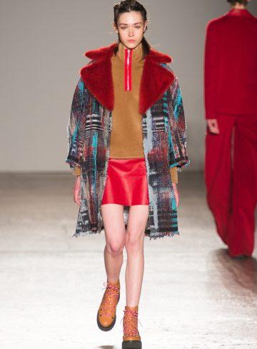 Cristiano Burani Fall 2017 Fashion Show