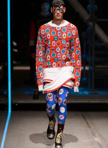 Carlo Volpi Fall 2017 Menswear Fashion Show