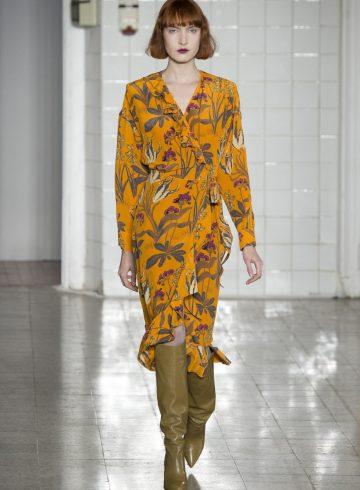 Erika Cavallini Fall 2017 Fashion Show