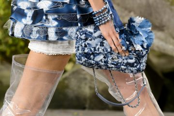 Chanel Spring 2018 Fashion Show Details