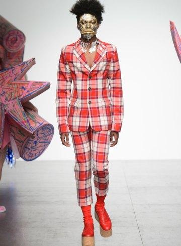 Charles Jeffrey Loverboy Spring 2018 Fashion Show