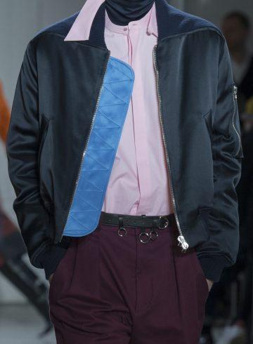 Cedric Charlier Fall 2017 Menswear Fashion Show Details